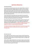 d1 evaluate how external factors