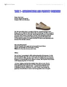 introduction to nike inc business essay 2017-3-18 comparing two brands: nike and adidas introduction in order to understand the reputation of how brands work, we shall be covering two sports brands and discuss how their marketing strategies and the brand itself have made their name in the market.