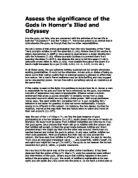 hector and achilles comparison essay