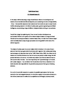 social issue essay a level computer science marked by teachers com page 1 zoom in
