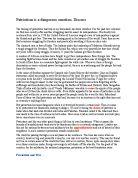 encountering conflict essay a separation essay