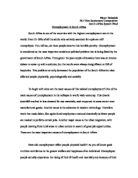 Essay on Long Term Effects of Unemployment on Young Adults