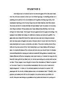 Help with an essay for my english class?