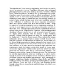 essay about stress causes