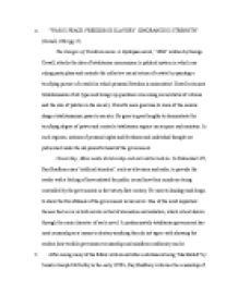 totalitarianism and censorship in and fahrenheit a  page 1 zoom in