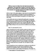 Doll's House Analysis Essay
