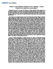 explore the various reasons for hamlets delay essay Essays, term papers, book reports, research papers on shakespeare: hamlet free papers and essays on hamlet revenge delay we provide free model essays on shakespeare: hamlet, hamlet revenge delay reports, and term paper samples related to hamlet revenge delay.