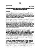 juliets maturity essay
