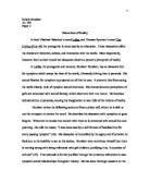 Stone cold robert swindells essay
