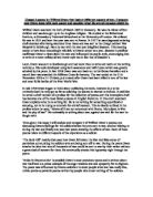 war poetry essay conclusion An essay or paper on the war poetry comparing and contrasting the poems we have read, show how they convey the thoughts of the poets and their reasons for writing the poems.