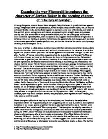 great gatsby narrative voice essay The great gatsby essay example: symbolism and american dream great gatsby essay  any time students are required to write the great gatsby essay, the first (and the most obvious) idea that occurs to them is to write about the american dream in the great gatsby essay indeed, this topic is a default choice.