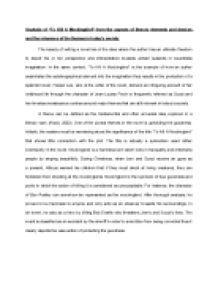 analysis of to kill a mockingbird from the aspects of literary  page 1 zoom in