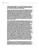 Critical essay j.d. salinger