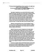 Algebra history essay conclusion