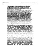 metamorphosis essay titles