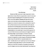 literary analysis of huckleberry finn and the adventures of tom  views of stereotypes in the adventures of huckleberry finn