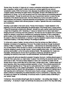 analysis of thomas more s utopia a level general studies  page 1 zoom in