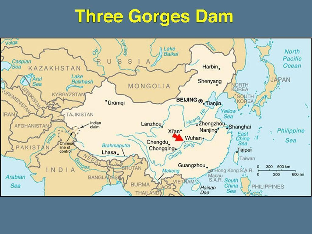 Three gorges dam project china s biggest project since the great wall - To What Extent Has The Three Gorges Dam Project In China Been A Success