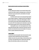 travel and tourism essay
