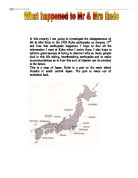 the kobe earthquake why didd mrs endo die Produce a full written explanation on why did so many people (such as mrs  endo) die in the kobe earthquake on january 17th 1995 the task sheet (this.