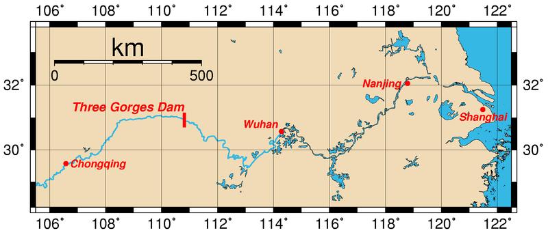 three gorges dam case study gcse geography
