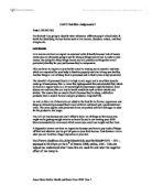 College essays on influences