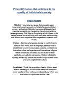 teachers gender equality essay