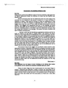 High School Essays Topics The Abolition Of Slavery  English Essay Books also English Essay Topics For College Students Missouri Compromise   Alevel History  Marked By Teacherscom Essay Writing Topics For High School Students