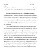 Factor what is a good personal statement for graduate school however