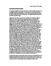 descriptive essay on a historical place