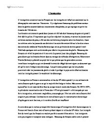 immigration in a level modern foreign languages marked  page 1