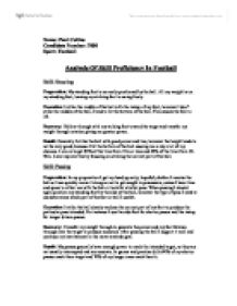 proficiency level analysis essay View essay - proficiency level analysis from ech 515 at grand canyon university proficiency level analysis porshal hankerson esl 533 shannon riley september 20, 2016 when grouping students for.
