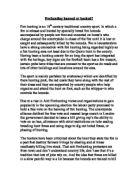 essays boxing violent sport