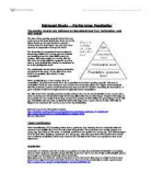 sports development continuum essays