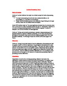 essay on psychology theories Psychology essay - social psychology is the free pyschology the standard approach to most areas of social psychology has been in the creation of theories that.