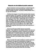 up fair a sociological analyis essay