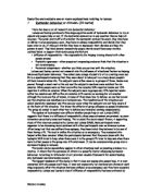 Essay on diffusion of responsibility