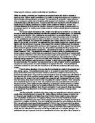 obedience or conformity essays