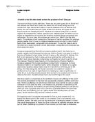 life after death essay