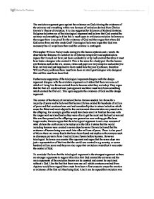 religious scepticism about the teleological argument essay Teleological arguments of aquinas and paley 3 pages 717 words february 2015 saved essays save your essays here so you can locate them quickly.