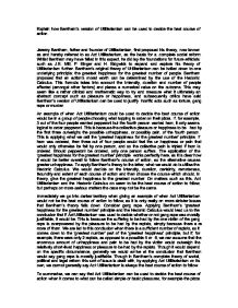 philosophy essay utilitarianism