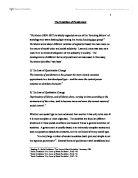Essay corporal punishment