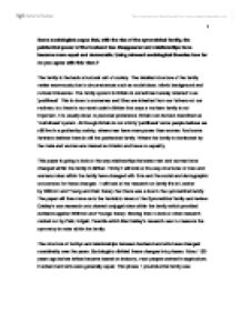 Responsibility in marriage essay