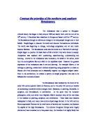 thesis statement for italian renaissance art acirc order custom essay thesis statement for italian renaissance art