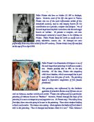 Les Demoiselles D Avignon  Studies in Modern Art   William Stanley     Business etiquette essay Graduate School Admission Essay Samples   Stars  com