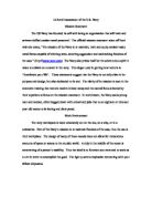 us army and the homosexual propensity essay