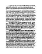 Extended essay skeleton outline