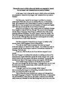 Ogun poem essay with thesis