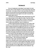An accident essay