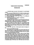 what is an imaginative essay